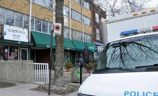 Incendie à Montréal : Une quadragénaire transportée à l'hôpital dans un état grave