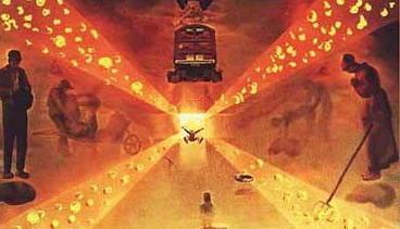 Salvador Dali : La gare de Perpignan est le centre du monde