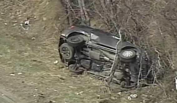 Autoroute 15 : Trois personnes blessées dans un grave accident à cause de la vitesse