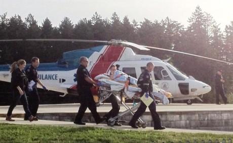 Fusillade dans une scierie à Nanaimo : Deux morts et deux blessés