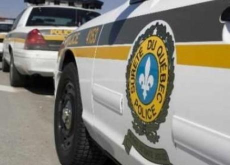 Grave accident en Mauricie : Deux blessés et un jeune homme de 17 ans interpellé