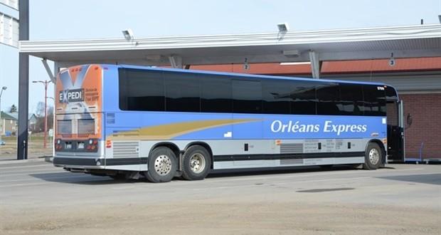 Orléans Express revoit ses trajets et envisage d'annuler ses services dans La Tuque et Grand-Mère
