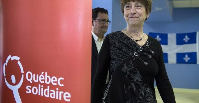 Québec Solidaire dénonce le recours à l'austérité
