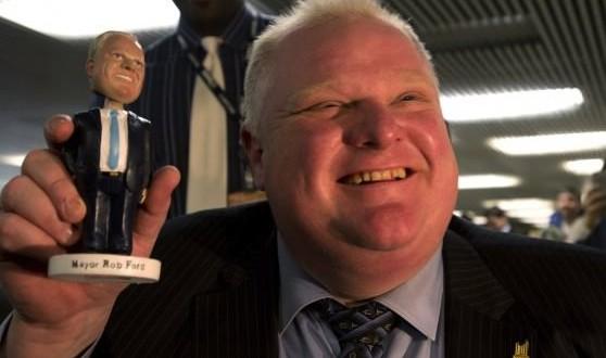 Rob Ford se retire temporairement de la mairie de Toronto pour se faire soigner