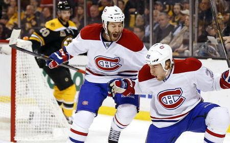 Victoire du Canadien de Montréal sur les Bruins de Boston : Cinq personnes interpellées