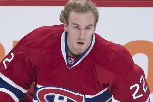 Dale Weise portera les couleurs du Canadien de Montréal pour deux autres saisons