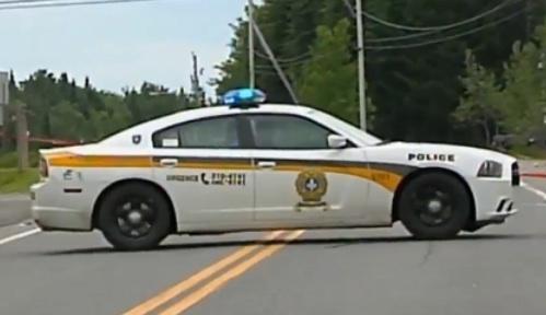 Délit de fuite en Estrie : Un homme dans la cinquantaine arrêté dans le Vermont