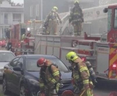 Deux incendies enregistrés ce dimanche : Personne n'a été blessée