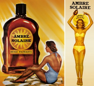 Eugène Schueller : L'Oréal crée Ambre solaire en 1935