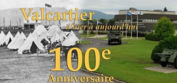 La base militaire de Valcartier : Elle ouvre ses portes au public pour souffler sa centième bougie