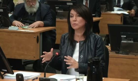 Nathalie Normandeau affirme n'avoir jamais cédé aux pressions des firmes de génie-conseil