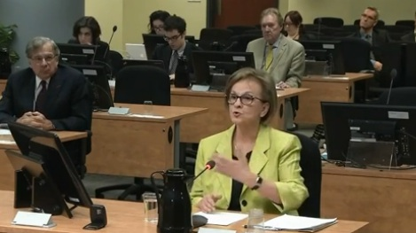 Violette Trépanier : Bien préparée pour témoigner devant la Commission Charbonneau