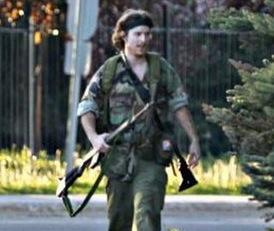 La fusillade de Moncton : Le suspect attendu aujourd'hui au Palais de justice