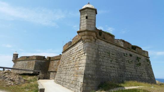 Château de fromage : Castelo do Queijo au Portugal