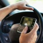 Des radars pour choper les conducteurs qui envoient des SMS au volant