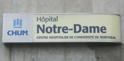 Virus Ebola: Résultat négatif pour le patient isolé à l'hôpital Notre-Dame