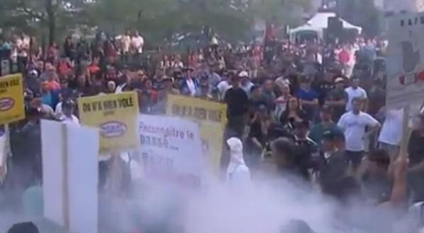 6 pompiers congédiés suite à la manifestation du 18 août à l'Hôtel de ville