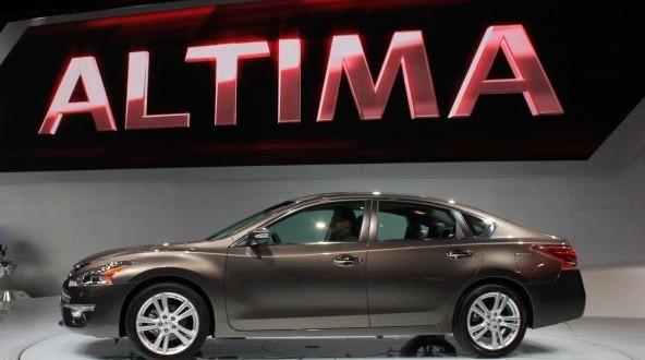 Rappel de plus de 10 000 Nissan Altima au Canada à cause de la défectuosité du loquet secondaire