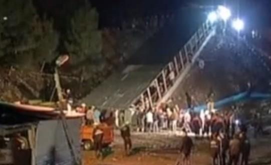 Turquie : Les opérations de secours continuent dans la mine de charbon où 18 hommes sont piégés