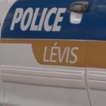 Un homme de 42 ans arrêté par la police de Lévis pour pornographie juvénile