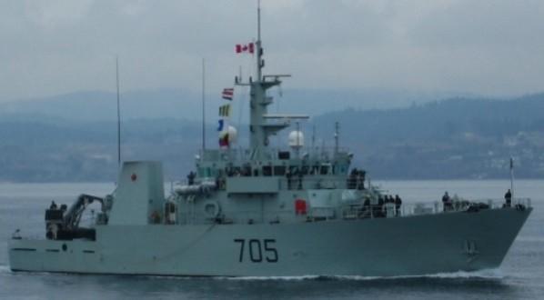 Plus d'alcool à bord des navires de guerre de la Marine Royale Canadienne