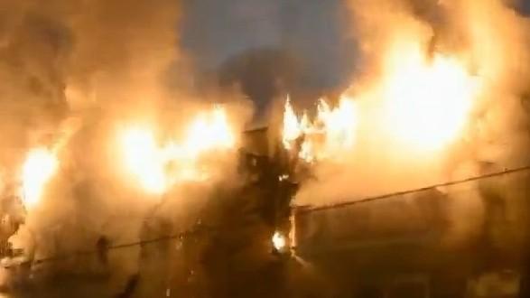 Important incendie dans un immeuble de Repentigny : Des dizaines de personnes évacuées