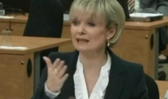Julie Boulet pourrait faire l'objet d'un blâme par la Commission Charbonneau