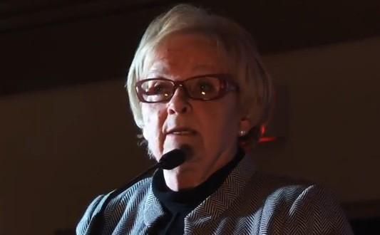 La mairesse de Lac-Mégantic Colette Roy Laroche a perdu son mari