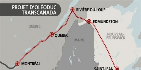 Projet de port pétrolier à Cacouna : Que fera TransCanada ?