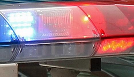 Accident à la station d'essence Pétro Canada de Stoneham