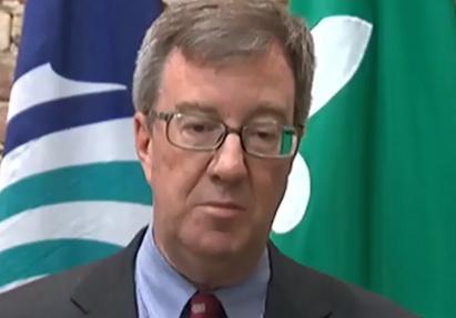 Jim Watson : Le maire d'Ottawa victime d'un accident de motoneige