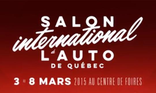 La 34ème édition du Salon international de l'auto de Québec est lancée