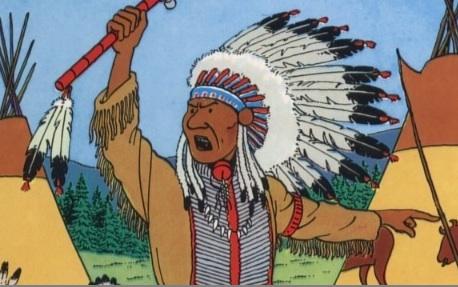 Tintin en Amérique : Des résidents de Winnipeg demandent le retrait de la bande dessinée