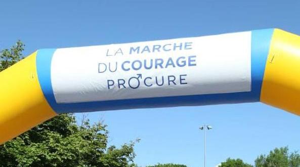 Cancer de la prostate : Des centaines de personnes à la 9e édition de la Marche du Courage Procure