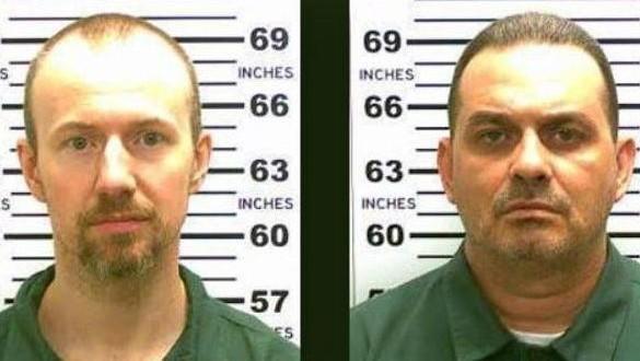 La GRC est en alerte suite à l'évasion de deux meurtriers d'une prison de New York