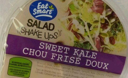 Bactérie Listeria : Rappel de la salade de chou frisé « Eat Smart »