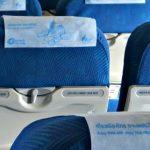 Une passagère se retrouve seule à bord d'un avion