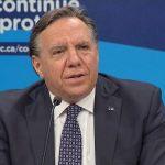 Coronavirus Canada : Un confinement jusqu'au 8 février au Québec et possiblement un couvre-feu