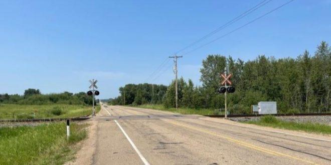 La GRC de Wetaskiwin intervient en lien à un homme armé sur la route 2A (détail)